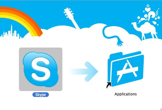 skype pour mac os x 10.5.8